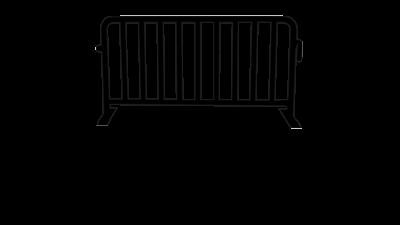 Barrières | Truss Construct, Hal