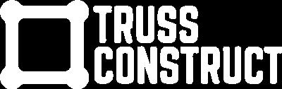 Logo Blanc | Truss Construct, Hal
